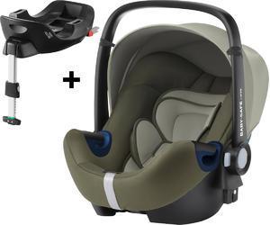 Autosedačka BRITAX RÖMER Baby-Safe2 i-Size Bundle Flex Premium Line 2019