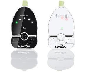 Baby monitor BABYMOOV Easy Care Digital Green 2019 s osvětlením dětské jednotky