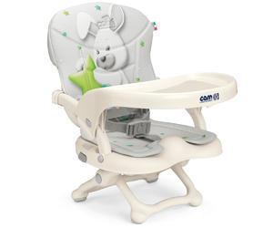 Jídelní židlička CAM Smarty Pop 2019, col. 242