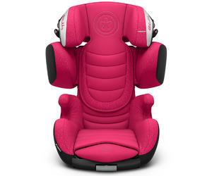 Autosedačka KIDDY Cruiserfix 3 2019 + DÁREK, rubin pink