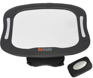Zrcátko BESAFE Baby Mirror XL With Light 2018