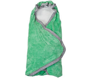 Zavinovačka LODGER Wrapper Cotton Newborn 2017, anise