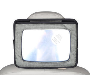 Držák tabletu a baby zrcadlo BABYDAN do auta 2017