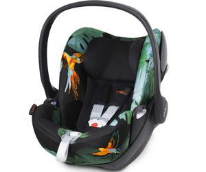 Autosedačka CYBEX Cloud Q Fashion Birds of Paradise 2019 + DÁREK