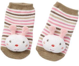 Garden BABY FEHN Chrastící ponožky 2018