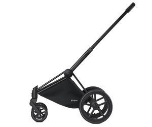 Podvozek CYBEX Priam City Light Matt Black 2018