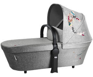 Hluboká korba CYBEX Priam Carry Cot Fashion Koi Crystallized 2018