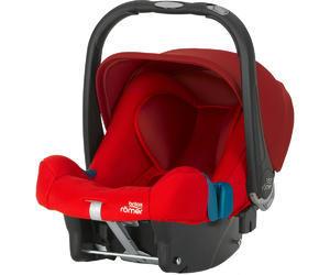 Autosedačka BRITAX RÖMER Baby-Safe Plus SHR II 2019, flame red