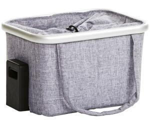 Nákupní košík ABC DESIGN Zoom 2019, graphite grey