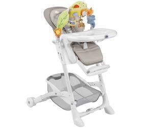Jídelní židlička CAM Istante Chrom 2017, Col. 227
