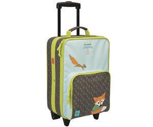 Dětský kufr LÄSSIG Trolley 2017, Little tree fox