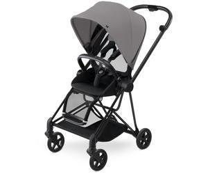 Kočárek CYBEX Mios Matt Black Seat Color Pack 2018, manhattan grey
