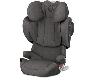 Autosedačka CYBEX Solution Z-fix PLUS Platinum Line 2019 + DÁREK, manhattan grey