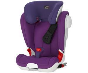 Autosedačka BRITAX RÖMER Kidfix II XP SICT Premium Line 2018, mineral purple