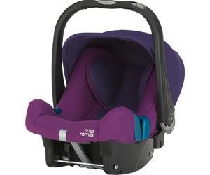 Autosedačka BRITAX RÖMER Baby-Safe Plus SHR II 2019, mineral purple