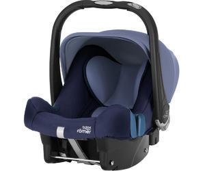 Autosedačka BRITAX RÖMER Baby-Safe Plus SHR II 2019, moonlight blue
