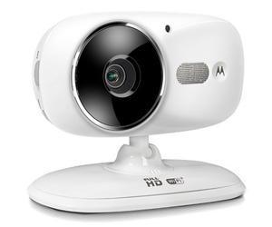 Digitální videokamera MOTOROLA Wifi FOCUS86T s přenosným čidlem 2018