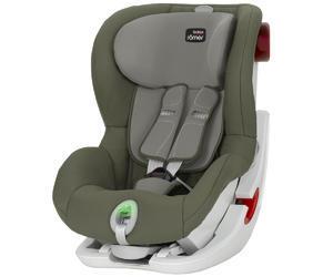 Autosedačka RÖMER King II ATS Premium Line 2018, olive green