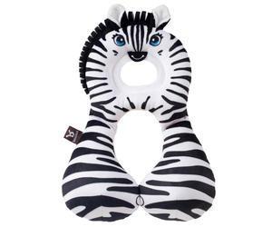 Nákrčník BENBAT s opěrkou hlavy 2016, zebra