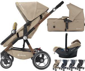 Kočárek CONCORD Camino Mobility set 2017