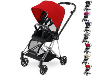 Kočárek CYBEX Mios Chrome Seat Color Pack 2018