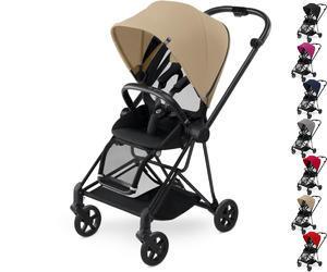 Kočárek CYBEX Mios Matt Black Seat Color Pack 2018