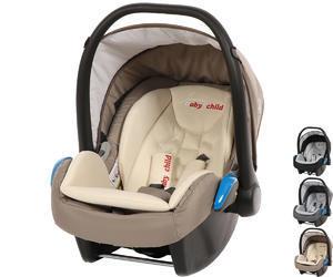 Autosedačka JUNAMA BabySchild Soft 2017
