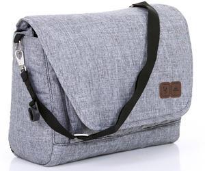 Taška na pleny ABC DESIGN Fashion 2019, graphite grey