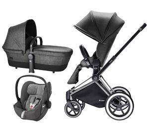 Kočárek CYBEX Set Priam All Terrain 2018 + ZDARMA Cloud Q Plus