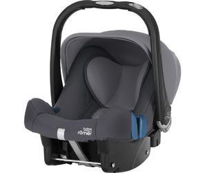Autosedačka BRITAX RÖMER Baby-Safe Plus SHR II 2019, storm grey