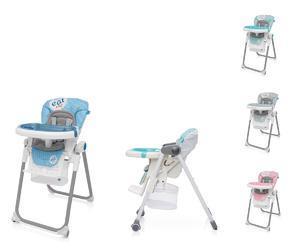 Jídelní židlička BABY DESIGN Lolly 2017