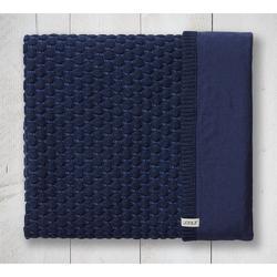 Deka pletená-medové plásty JOOLZ essential 2017, blue
