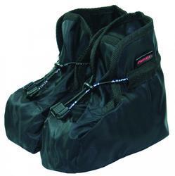 EMITEX dětské návleky na boty, černé