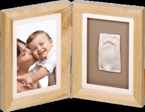 BABY ART Rámeček Print Frame Natural 2017