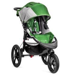 Kočárek BABY JOGGER Summit X3 2017, green/gray