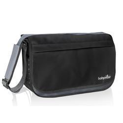 Přebalovací taška BABYMOOV Messenger Bag 2017, black