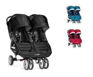 Kočárek BABY JOGGER City Mini Double 2017