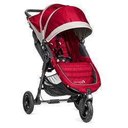 Kočárek BABY JOGGER City Mini GT 2017, crimson/gray