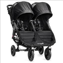Kočárek BABY JOGGER City Mini GT Double 2018, black/black