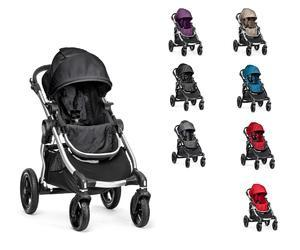 Kočárek BABY JOGGER City Select 2018