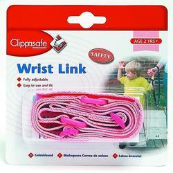 Vodítko na ruku pro dítě CLIPPASAFE 2018, pink
