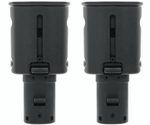 Dvou poziční zvyšovací adaptér BABYSTYLE Egg® Black 2018