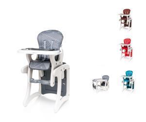 Jídelní židlička 4BABY Fruity Fashion 2017