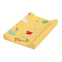 PRIMA BABY Podložka s pevnou deskou Winnie Pooh žlutá