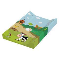 PRIMA BABY Podložka s pevnou deskou Funny farm