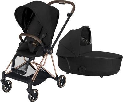 Kočárek CYBEX Mios Rosegold Seat Pack PLUS 2021 včetně korby - 1