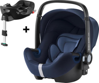 Autosedačka BRITAX RÖMER Baby-Safe2 i-Size Bundle Flex Premium Line 2021, moonlight blue - 1