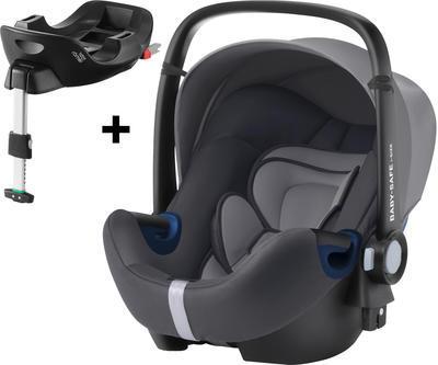 Autosedačka BRITAX RÖMER Baby-Safe2 i-Size Bundle Flex Premium Line 2021, storm grey - 1