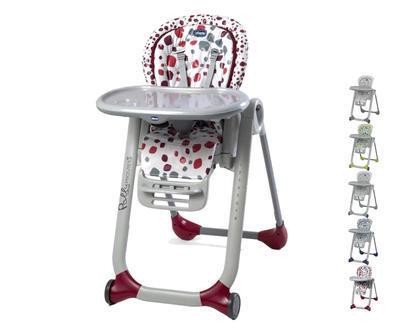 Jídelní židle CHICCO Polly Progress 5v1 2017 - 1