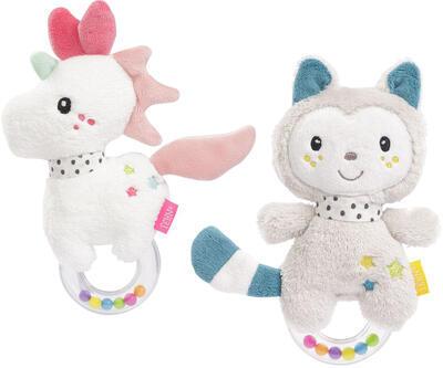 Aiko & Yuki BABY FEHN Chrastící hračka 2021 - 1
